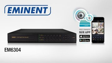 Netwerk Video Recorder (NVR)
