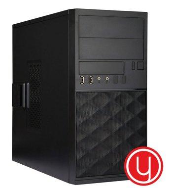 test Yours Red Desktop PC i5/8GB/2TB/240GB SSD/HDMI/W10