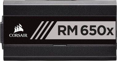 Corsair RMx Series RM650x power supply unit 650 W ATX Zwart