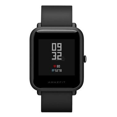 Amazfit Bip smartwatch Zwart LED 3,25 cm (1.28