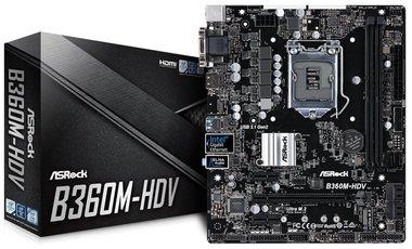 ASUS PRIME B360M-A LGA 1151 (Socket H4) Intel® B360 micro ATX