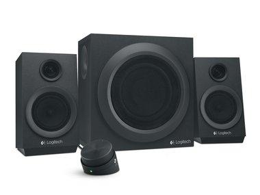 Logitech Z333 luidspreker set 2.1 kanalen 40 W Zwart