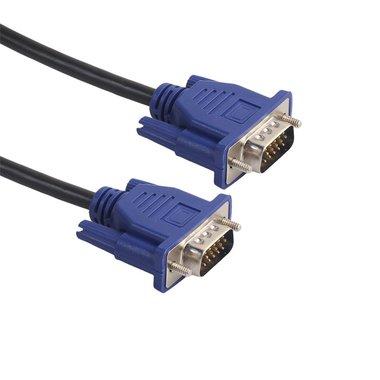 ACT 5m VGA VGA (D-Sub) VGA (D-Sub) Zwart VGA kabel