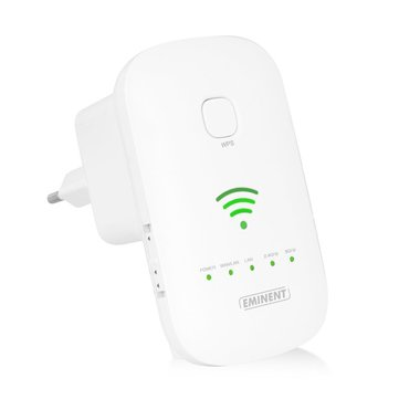 Eminent EM4597 WLAN toegangspunt Wit 1200 Mbit/s