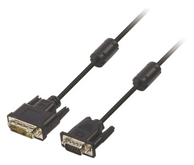Valueline VLCP32100B100 video kabel adapter