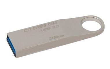 Kingston Technology DataTraveler SE9 G2 USB flash drive 32 GB USB Type-A 3.2 Gen 1 (3.1 Gen 1) Zilver