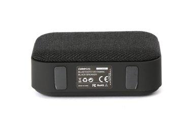 Omega OG58BB draagbare luidspreker 3 W Zwart