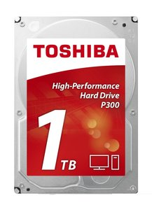"Toshiba P300 1TB 3.5"" 1000 GB SATA III"